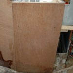 Aft bulkhead replacement, center section