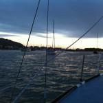 Evening on the River Conwy 2